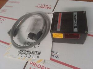 Datalogic Ls50 hr3 Laser Barcode Scanner New 60 Days Warranty