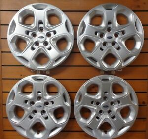 1 Set Of Ford Fusion 17 Hubcap Wheel Cover 2010 2011 2012 New 457 17s 7052