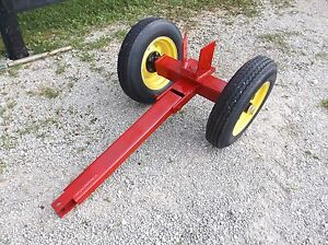 Dolly Wheels For New Holland 56 256 258 Hay Rakes free 1000 Mi truck Shipping