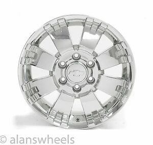 4 New Chevy Colorado Chrome 18 Factory Oem Wheels Rims Lugs Free Ship 88968799