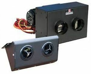 Heater Craft Jeep Ducted Heater With Under Dash Vent
