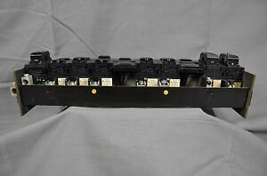 Ite Pushmatic L240 Pl20 100 Amp Load Center Buss Bar W breakers Used