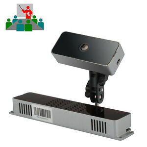 Finger Ten Points Touch Portable Interactive Whiteboard gesture Recognition