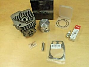 Hyway Nikasil Cylinder Piston Kit For Partner Husqvarna K960 K970 Cutoff Saw