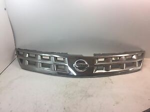 2006 2007 Nissan Murano Oem Chrome Grill Grille W Emblem