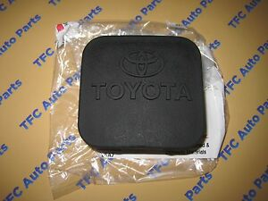 Toyota Tacoma 2 Inch Trailer Hitch Cover Cap Genuine Oem Part
