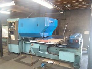 Cnc Punch Wiedemann C1000 Turret Punch Press