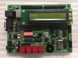 Demo Board Sse8680 mpu Evaluation Demo Board Micro controller Led Brand New