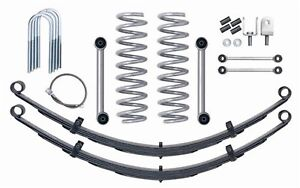 Rubicon Express Re6025 Super Ride Suspension Lift Kit Fits 84 01 Cherokee Xj