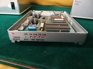 Ludl Lep Dc Stage Controller Xy Mcddcs 73005055 Tested