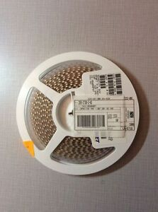 Reel Of 500 Capacitor Tant 1 0uf 50v 10 Smd