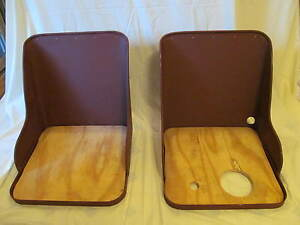 Ford Gpw Jeep Cj2a Cj3a M38 Willys Mb Gp Driver And Passenger Seat Set