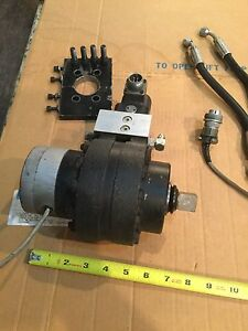 Servo Controlled Hydraulic Rotary Actuator
