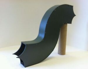 S type Z Up For Hot Rod Rat Rod Frames Smooth Simple Weld Up For 2x4 Or 2x3