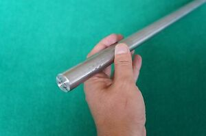 22mm Dia Titanium 6al 4v Round Bar 866 X 40 Ti Gr 5 Rod Grade 5 Stock 1pcs