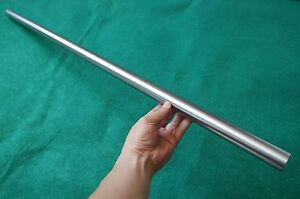 28mm Dia Titanium 6al 4v Round Rod 1 102 X 40 Ti Grade 5 Metal Gr 5 Bar 1pc