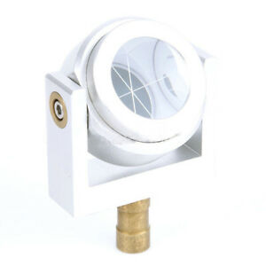 Mini Prism For Surveying Total Station Prism Center height 30mm