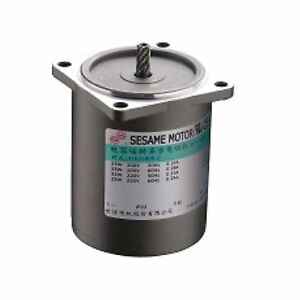 Sesame 5ik40gn sts Induction Motor 40w 3ph 220v 4p Small Box