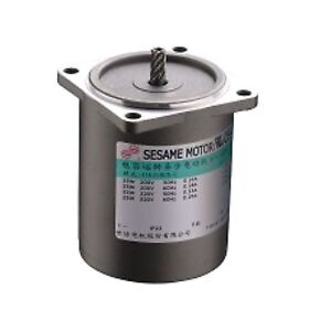 Sesame 5ik40gn uts Induction Motor 40w 3ph 440v 4p Small Box