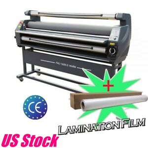 Us Stock Ving 63 Entry Level Full Auto Wide Format Heat Assisted Cold Laminator