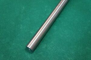 60mm Dia Titanium 6al 4v Round Bar 2 362 X 39 Ti Gr 5 Metal Grade 5 Rod 1pc