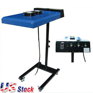 6000w 20 X 24 Screen Printing Automatic Ir Flash Dryer With Sensor T shirt Diy