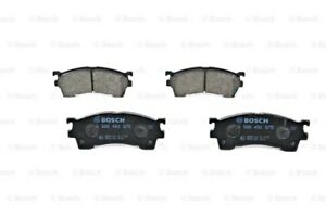 Bosch Disc Brake Pads Set Front Rear Axle Fits Eunos Ford Usa Mazda 1991 2005
