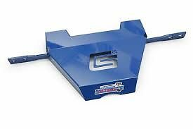 2005 2014 Shelby American Mustang Gt Transmission Cooler Scoop Blue