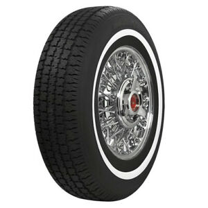 American Classic Whitewall Radial 235 75r14 104s 1 Ww quantity Of 2