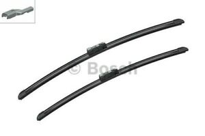 Bosch Aerotwin Front Windshield Wiper Blade Pair 550 500mm 22 20 A104s