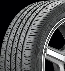 Continental 03528640000 Contiprocontact 225 45 17 Tire Set Of 4