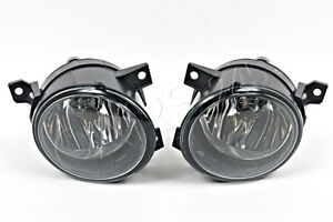 Vw Amarok Golf Gt Mk5 Jetta Scirocco 2003 Fog Driving Lights Lamps Cibie Pair