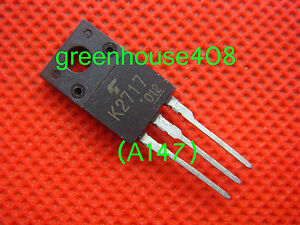 100p N Channel Mos Fet Transistor 2sk2717 K2717 New