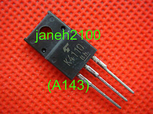 50p N Channel Mos Fet Transistor 2sk4110 K4110 New