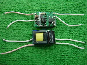 50 1x3w 3w Led Power Driver Supply Transformer 220v 3w1