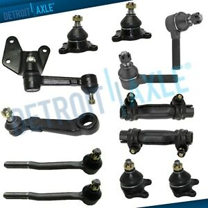 New 12pc Complete Front Suspension Kit For Toyota 1986 1989 4runner 4x4 Pickup
