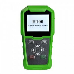 Obd2 Obdstar H100 For Ford Mazda Odometer Auto Programmer Tool No Need Pin Code