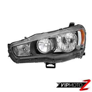 Factory Style 2008 2017 Mitsubishi Lancer Se Driver Side Headlight Replacement