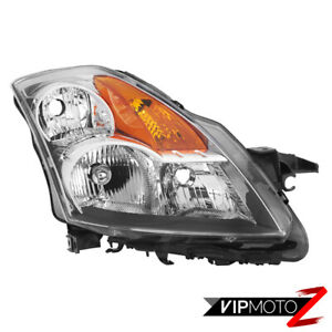 Passenger Side Headlight Assembly Factory Style For 2007 2009 Nissan Altima