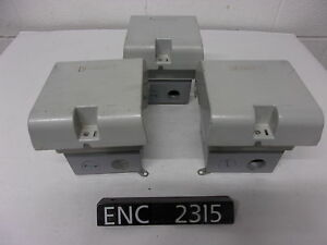 Intermatic Lr88576 Steel Electrical Outlet Enclosure Lot Of 3 enc2315