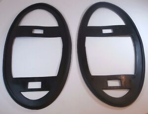 Tail Light Seals Vw Bug Beetle Type 1 Left Right 1962 1967 Pair 111945191e