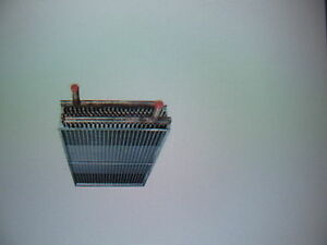 Diversified Dht 2030 3 row Hot Water Coil 20 Gpm Copper Tubing