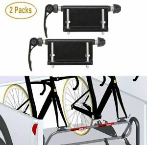 1x 93 99cm Universal Top Roof Rack Cross Bar Luggage Carrier For Raised Rail