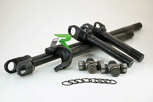 Revolution Axle Discovery Series Front 4340 Axle Kit For 80 92 Wagoneer Dana 44