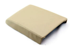 Console Armrest Leather Synthetic Cover For Ford Explorer 06 10 Beige