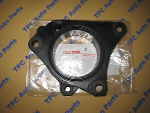 Toyota Supra Lexus 2jz ge Throttle Body To Intake Gasket Rubber Assembly Oem