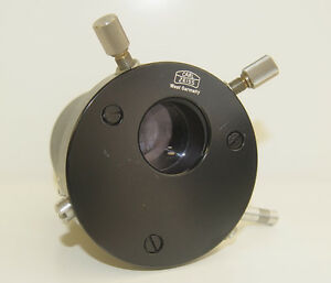 Zeiss Insert For Vertical Illumination Universal Microscope Ultraphot Iii