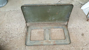 Gmc M135 M211 Right Side Seat Frame Truck Rat Rod Hot Custom Military Bomber