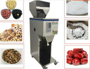 10g 999g Weighing filling Powder Machine chemical Powder Filler For Food