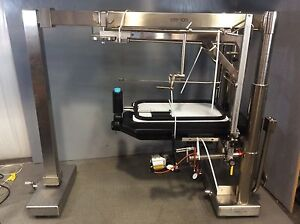 Chick Midmark 10800 Iot Orthopedic Table Medical Surgical Equipment Or